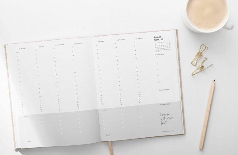 Jak skutecznie korzystać z kalendarza?