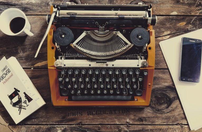 Jak napisać książkę – rady dla początkujących